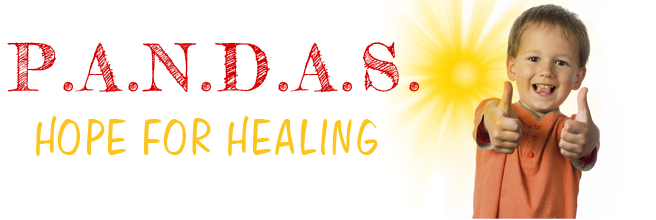 P.A.N.D.A.S. Hope for healing